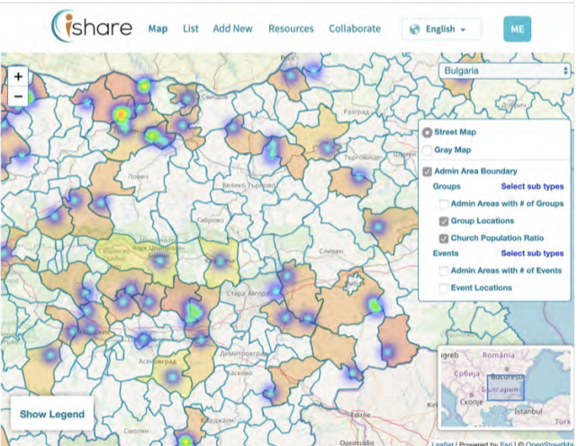 ishare-map-working-together